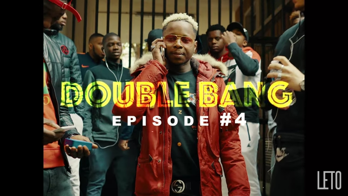 Regardez « #Leto – #DoubleBang #Episode #4 (#Freestyle) » sur #YouTube
