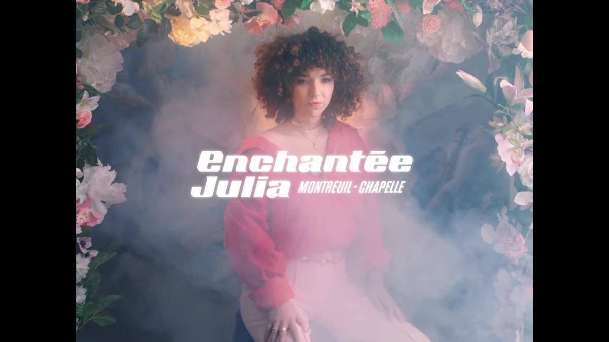 Regardez «#EnchantéeJulia   – #Montreuil-Chapelle» sur#YouTube