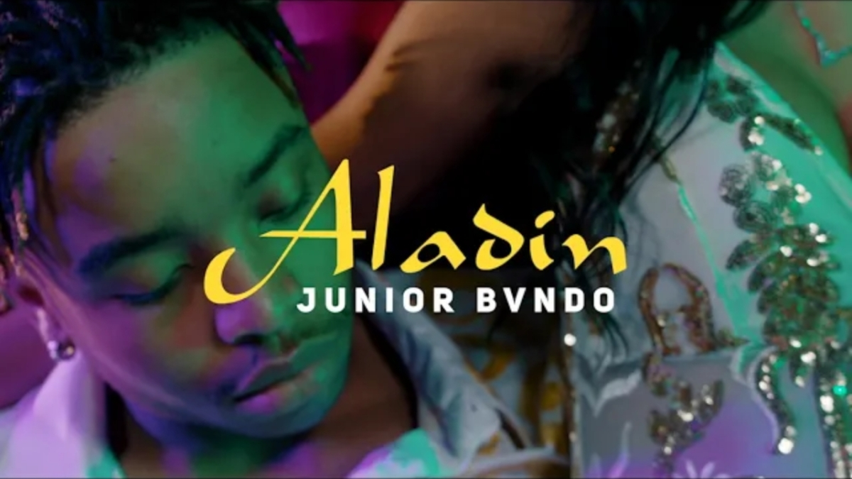 Regardez « #JuniorBvndo – #Aladin (#ClipOfficiel) » sur #YouTube