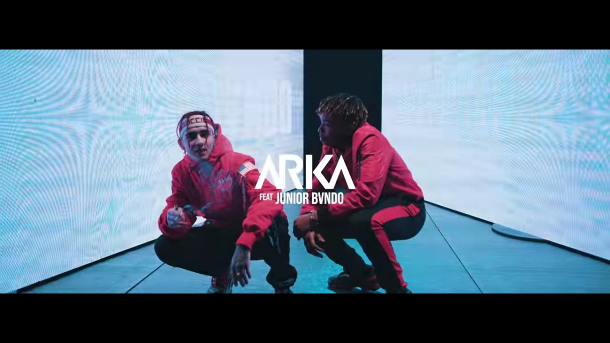 Regardez « #Arka – #5étoiles (#ClipOfficiel) ft. #JuniorBvndo » sur #YouTube