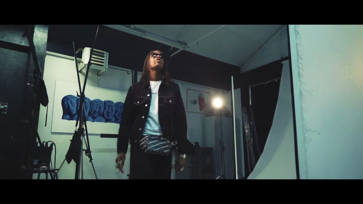 Regardez « #CheuB – #KingTurnUp (#ClipOfficiel) » sur #YouTube