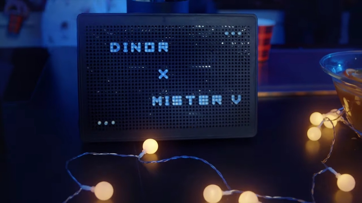 Regardez « #DinorRdt – #Massa (#ClipOfficiel) ft. #MisterV » sur #YouTube