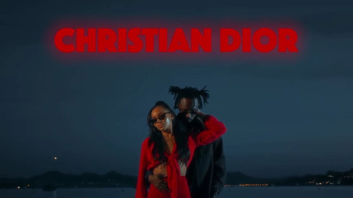Regardez «#Luidji – #ChristianDior» sur#YouTube