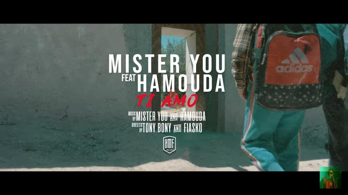 Regardez «#MisterYou Feat. #Hamouda – #TiAmo (#ClipOfficiel)» sur#YouTube