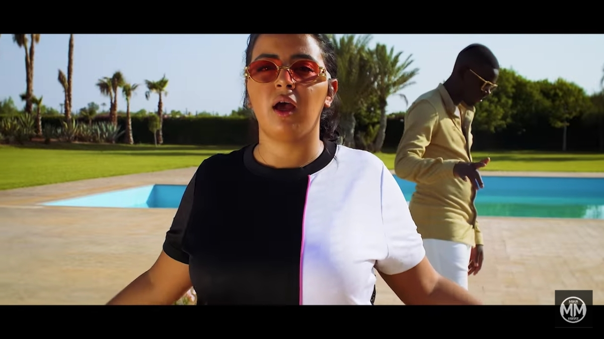 Regardez « #Kazmi & #MarwaLoud – #CestDingue (#ClipOfficiel) » sur #YouTube