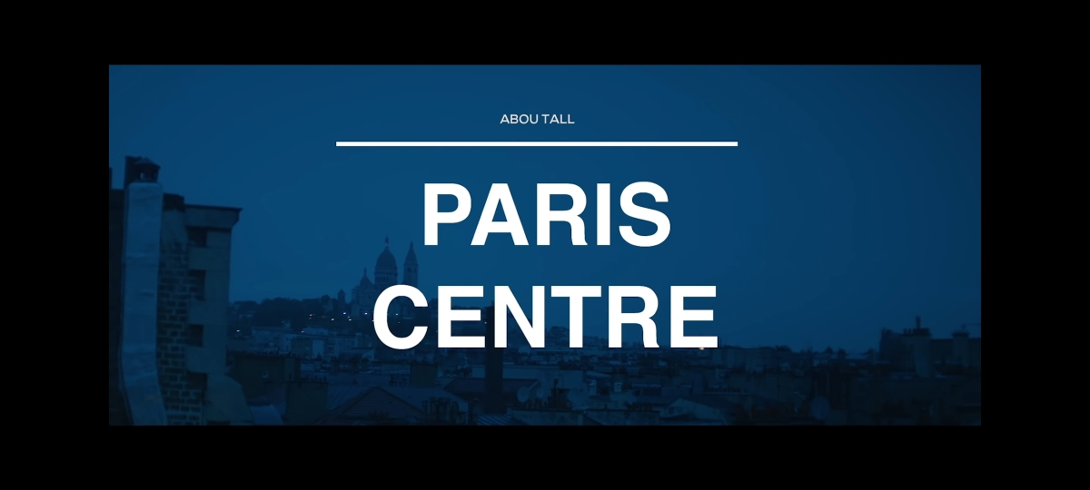 Watch « #AbouTall – #ParisCentre (#ClipOfficiel) » on #YouTube