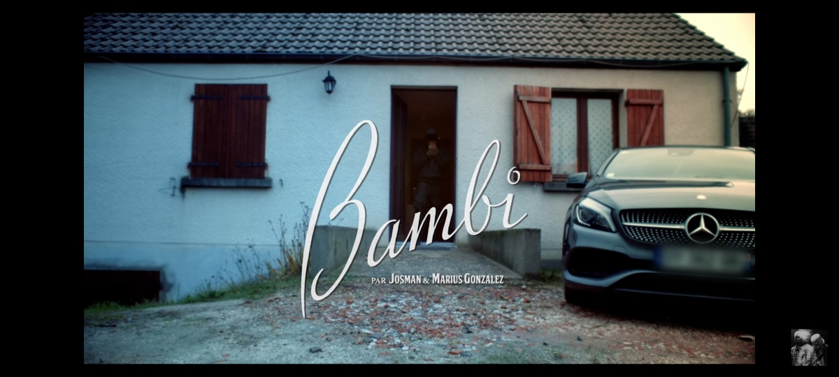 Regardez « #Josman – #Bambi (#ClipOfficiel) » sur #YouTube