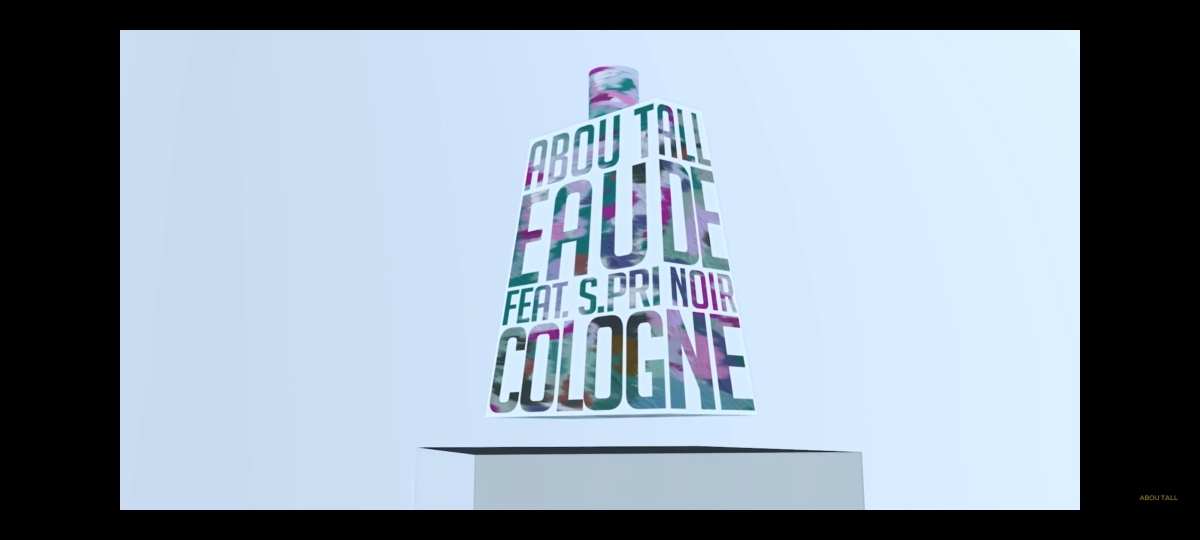 Regardez « #AbouTall – #EauDeCologne feat #SPriNoir (#ClipOfficiel) » sur #YouTube